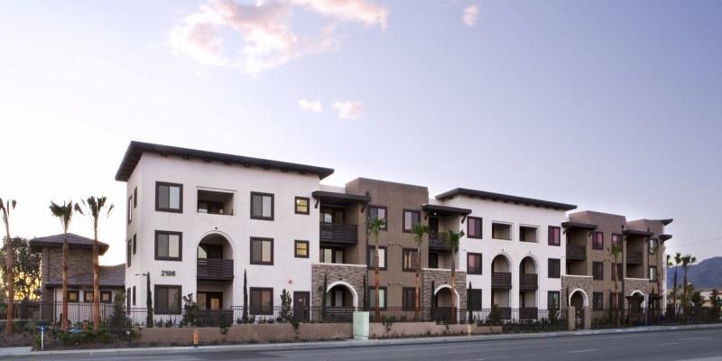 The Magnolia at Highland Senior Apartments exterior view3